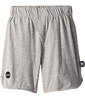 Diagonal Light Shorts (Little Kids/Big Kids)