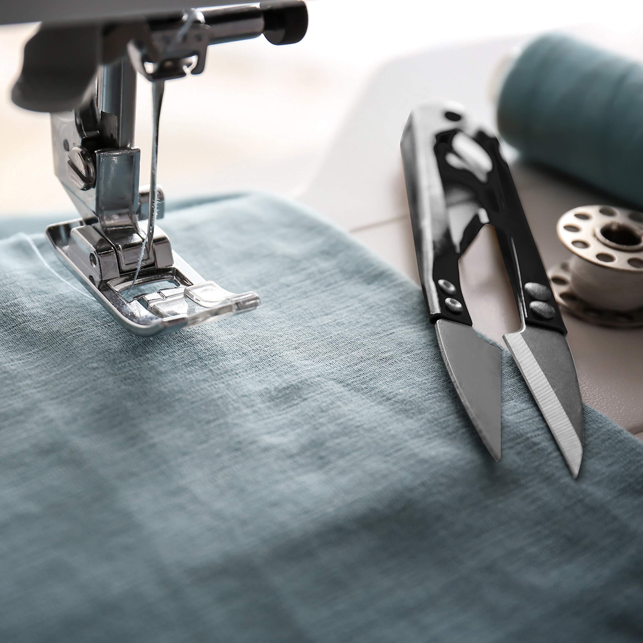 Handi Stitch Tijeras Tela y Cortahilos Costura - Resistentes ...