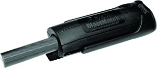 UST BlastMatch Fire Starter with One-Handed Operation and Lightweight Design for Camping, Hiking, Emergency and Outdoor Survival