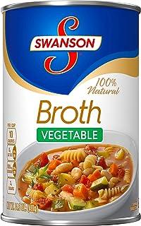 SwansonVegetable Broth, 14.5 oz. Can