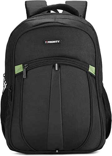 Hotstar 028 40 litres Black Polyester College Bag Casual Backpack for Boys Girls 25726