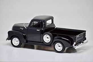 American Mint - Premium Edition - 1953 Chevrolet 3100 Pickup Truck - (Black) - 1:24 Scale Die Cast Metal - New