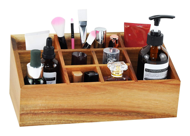 Spiretro Cosmetic Organizer Popular standard Brush Holder Ranking TOP6 S Tray 10 Compartment