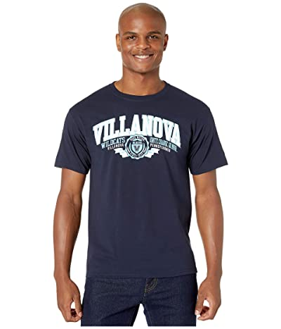 Champion College Villanova Wildcats Jersey Tee (Navy 3) Men