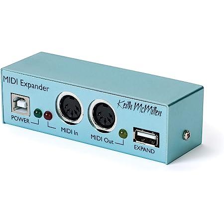 ammoon MIDIPLUS MiniEngine MIDI USB Módulo de Sonido General ...