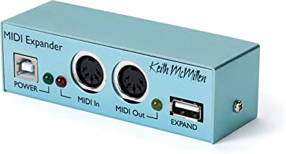 MIDI Expander for Keith McMillen Instruments