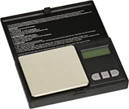 American Weigh Scales Max Series Digital Pocket Scale, Black, 100G x 0.1G (MAX-100)