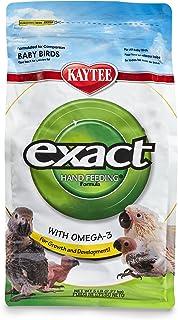 Kaytee KY47512 Exact Alimentación de Mano para Pájaro Bebé, 5 Libras