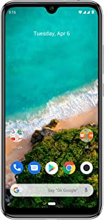 Xiaomi Mi A3 (More Than White, 4GB RAM, 64GB Storage)