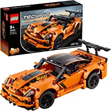 LEGO Technic Chevrolet Corvette ZR1 42093 Playset Toy, Car Model for 9+ Year Old Boys and Girls, 2019