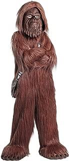 Princess Paradise Boys' Classic Star Wars Premium Chewbacca Jumpsuit