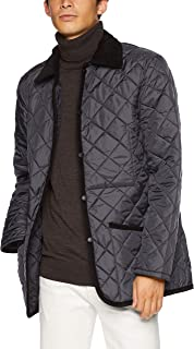 [ラベンハム] DENHAM-LAVENSTER-MENS-18AW キルティングジャケット(POLYESTER,無地) メンズ 901128623001