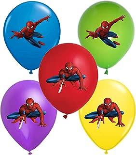 spiderman design for birthday