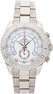 Rolex Yacht-Master II Mechanical (Automatic) White Dial Mens Watch 116689 (Certified Pre-Owned)