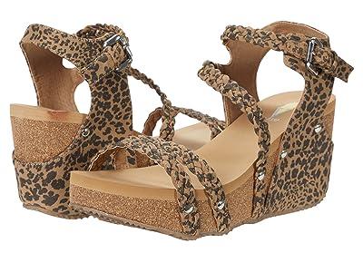 VOLATILE Alloway (Tan/Leopard) Women