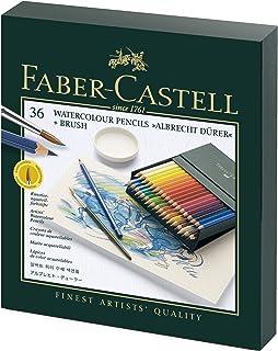 Faber-Castell 117538 - Estuche estudio con 36 ecolápices