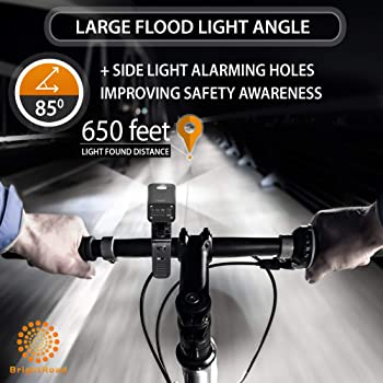 MICRO USB RECHARGEABLE LED Bike LIGHT Bar Head Rear Tail frame Bicycle Beam Lamp