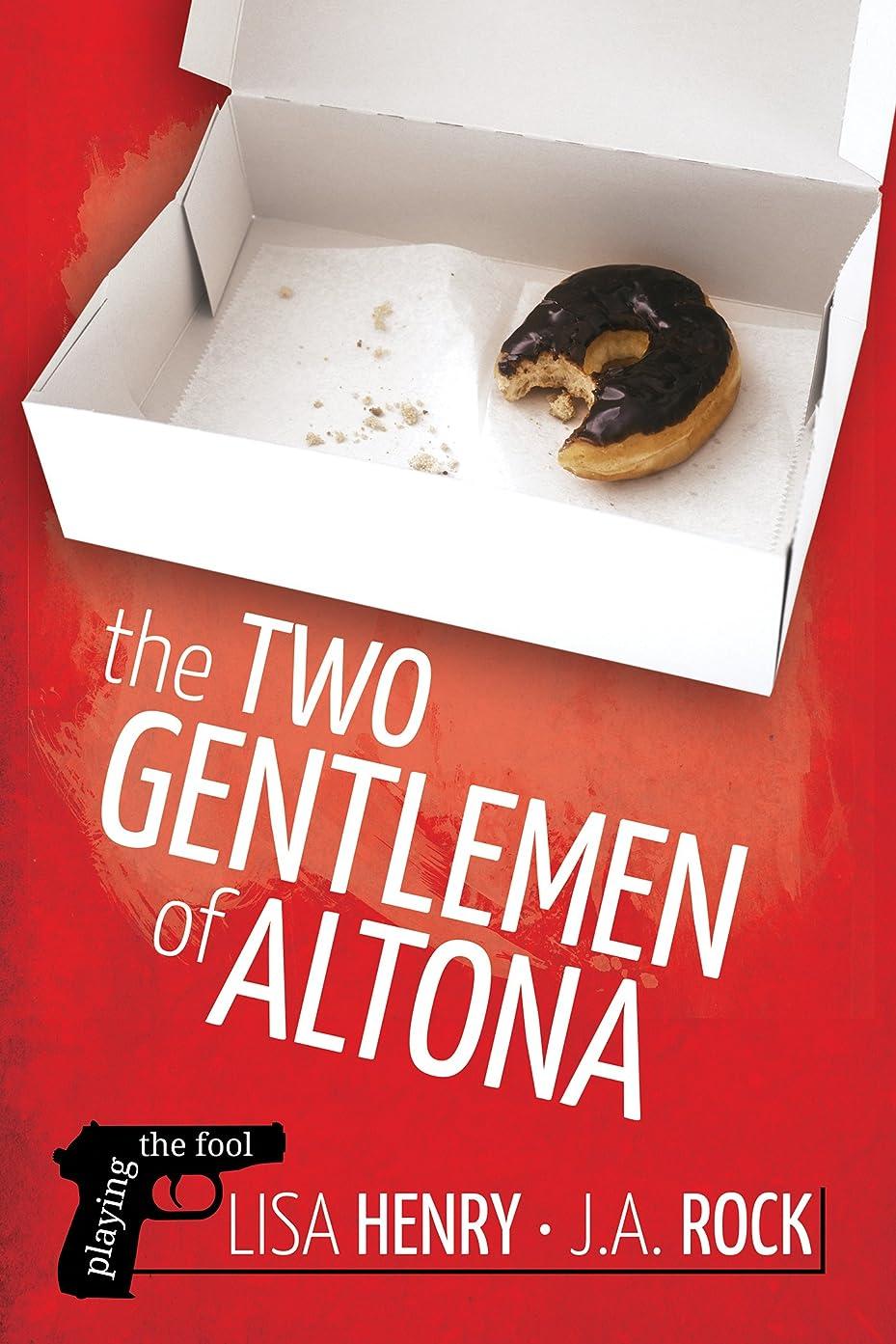 の面では実用的戦いThe Two Gentlemen of Altona (Playing the Fool Book 1) (English Edition)