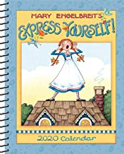 Mary Engelbreit 2020 Monthly/Weekly Planner Calendar: Express Yourself