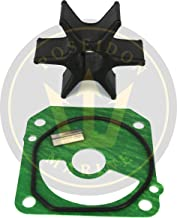 Poseidon Marine Water Pump Impeller Service kit for Honda Outboard BF75 BF90 BF115 BF130 >2003 Replaces: 06192-ZW1-000