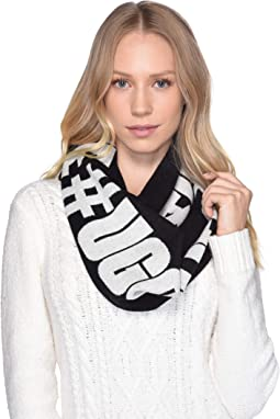 Knit #UGGLIFE Scarf