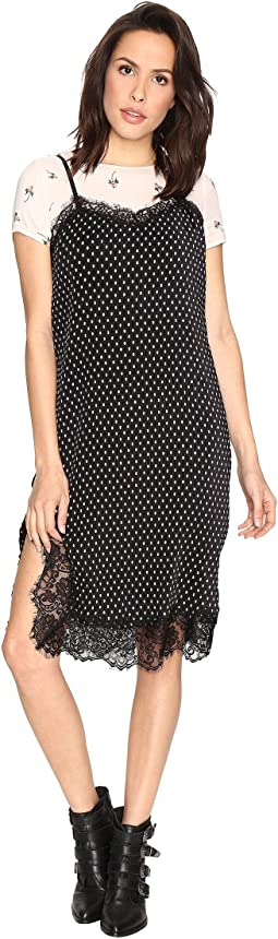 Margot Twofer Slip Dress