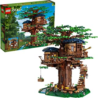 LEGO Ideas Tree House 21318 Build and Display (3036 Pieces)
