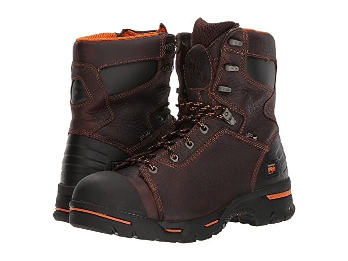 Timberland PRO  Endurance PR 8 Steel Toe (Briar) Mens Work Lace-up Boots