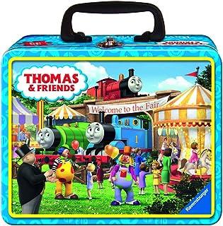 Ravensburger - Thomas & Friends Tin Box Puzzle - Fair Bound 35 Piece Jigsaw Puzzle for Kids – Every Piece is Unique, Piece...