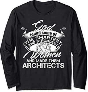 Become Architects T Shirt, Gift For Architects T Shirt Long Sleeve T-Shirt