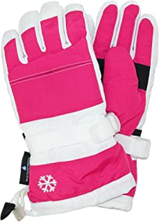 Grand Sierra Girls' 7-16 Snowboard Waterproof Glove