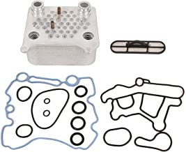 Oil Cooler Fits Ford 6.0 Powerstroke Diesel F250 F350 F450 E250 E350 (Upgraded Version)