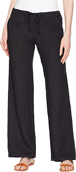 Allen Allen Solid Long Pants