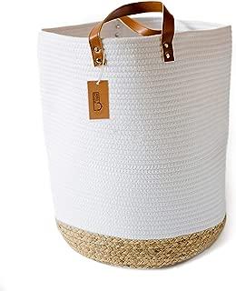 Extra Large Cotton Rope Basket - 18