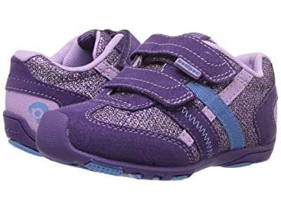 pediped Gehrig Flex (Toddler/Little Kid) (Purple Lily) Girl