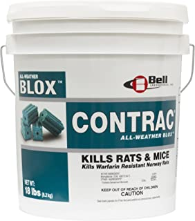 Bell Labs Contrac All Weather Blox 18 Lb Pail BELL