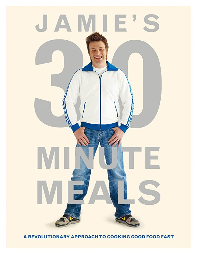 通信する元に戻すチーフJamie's 30-Minute Meals (English Edition)
