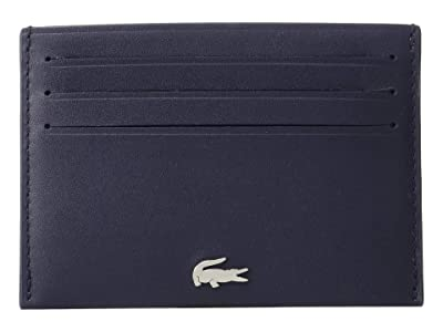 Lacoste FG Credit Card Holder (Peacoat) Credit card Wallet