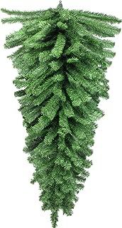 Northlight 5' Colorado Pine Artificial Christmas Teardrop Swag - Unlit