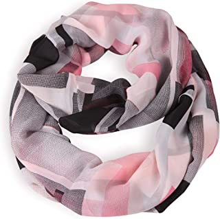 Best pink and black scarf Reviews