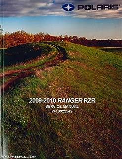 9922542 2009-2010 Polaris Ranger RZR S 800 UTV Service Manual