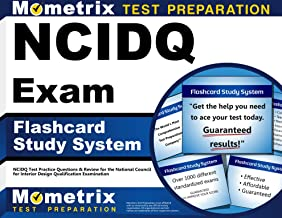 NCIDQ Exam Flashcard Study System: NCIDQ Test Practice Questions & Review for the National Council for Interior Design Qualification Examination (Cards) (Mometrix Test Preparation)