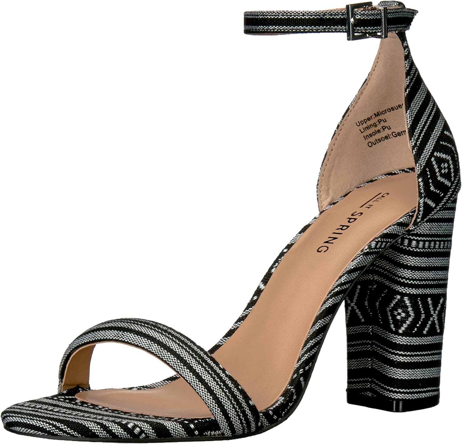 Call It Spring Womens Brelawien Dress Sandal