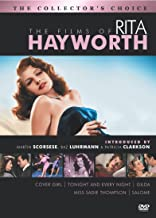 The Films of Rita Hayworth: (Cover Girl / Tonight and Every Night / Gilda / Salome / Miss Sadie Thompson)