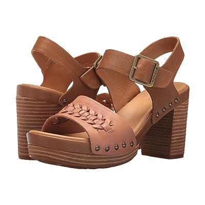 Kork-Ease Pasilla (Blush/Light Brown (Blush/Teak) Full Grain Combo) High Heels