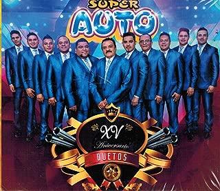 Super Auto (XV Aniversario - Duetos) Titanio-5789