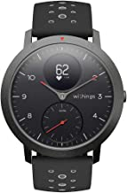 Withings Steel HR Sport Hybrid Smartwatch (40mm) – Activity, Sleep, Fitness and..