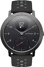 Withings Steel HR Sport - Multi-Sport Hybrid Smart Watch