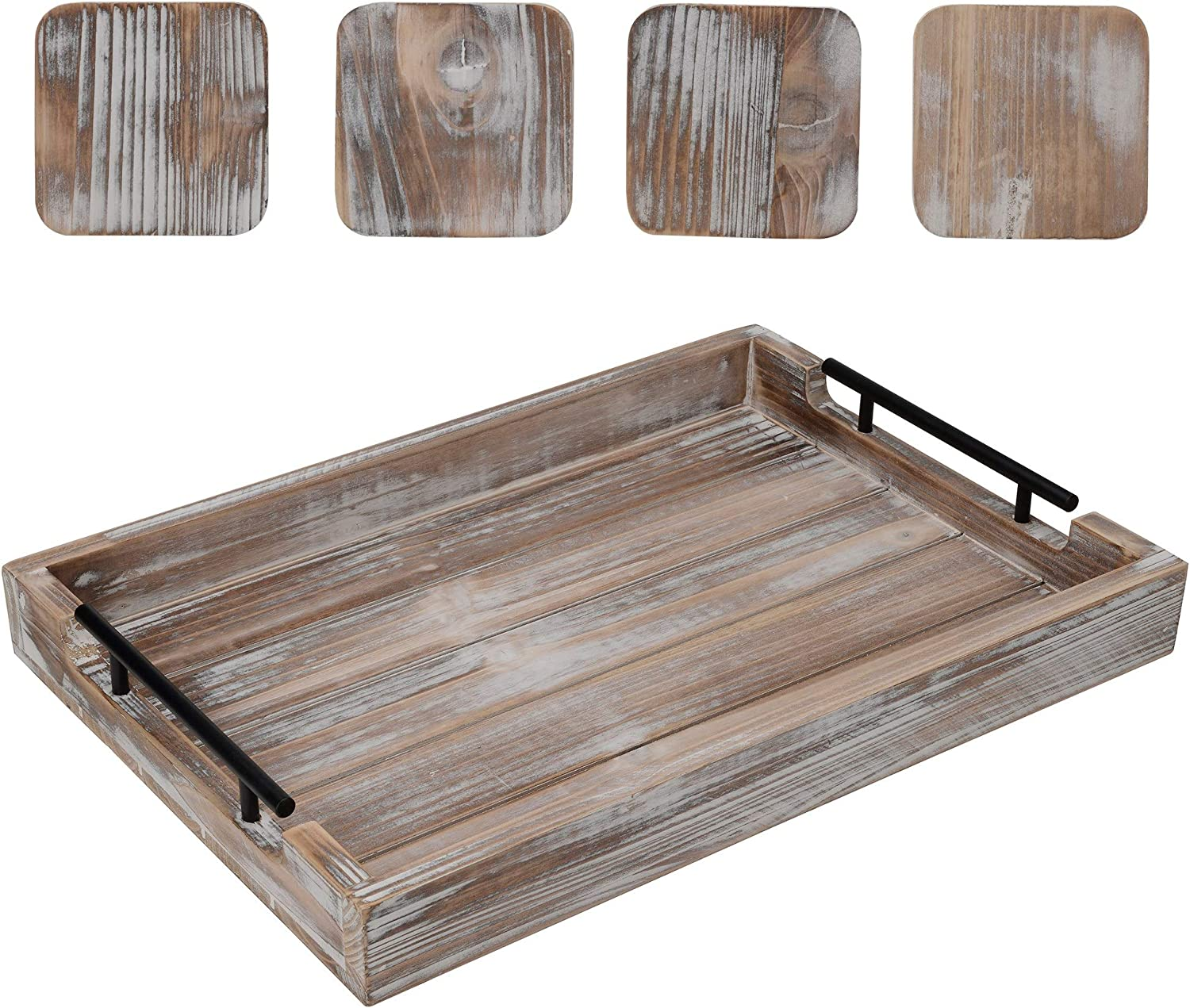 Coffee Table Tray Indianapolis Mall with 25% OFF Ottoman Decorative Rustic Coasters