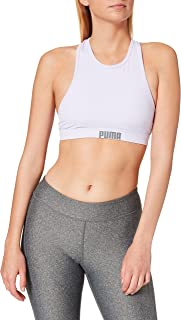 PUMA Racerback Swim Top Reggiseno Bikini Donna